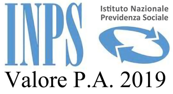 Logo INPS Valore P.A. 2019