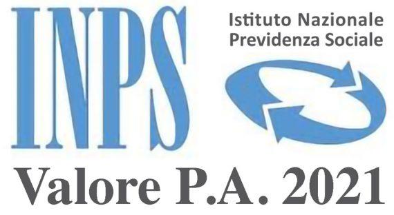 logo INPS Valore PA 2021